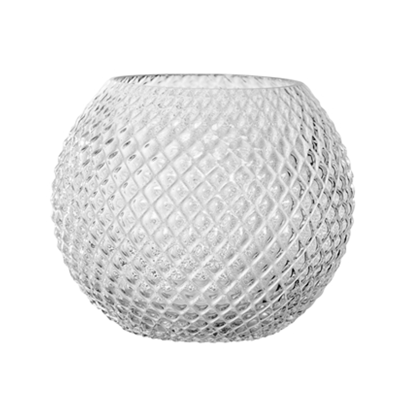 Vase Klar glas   Vase   Bloomingville