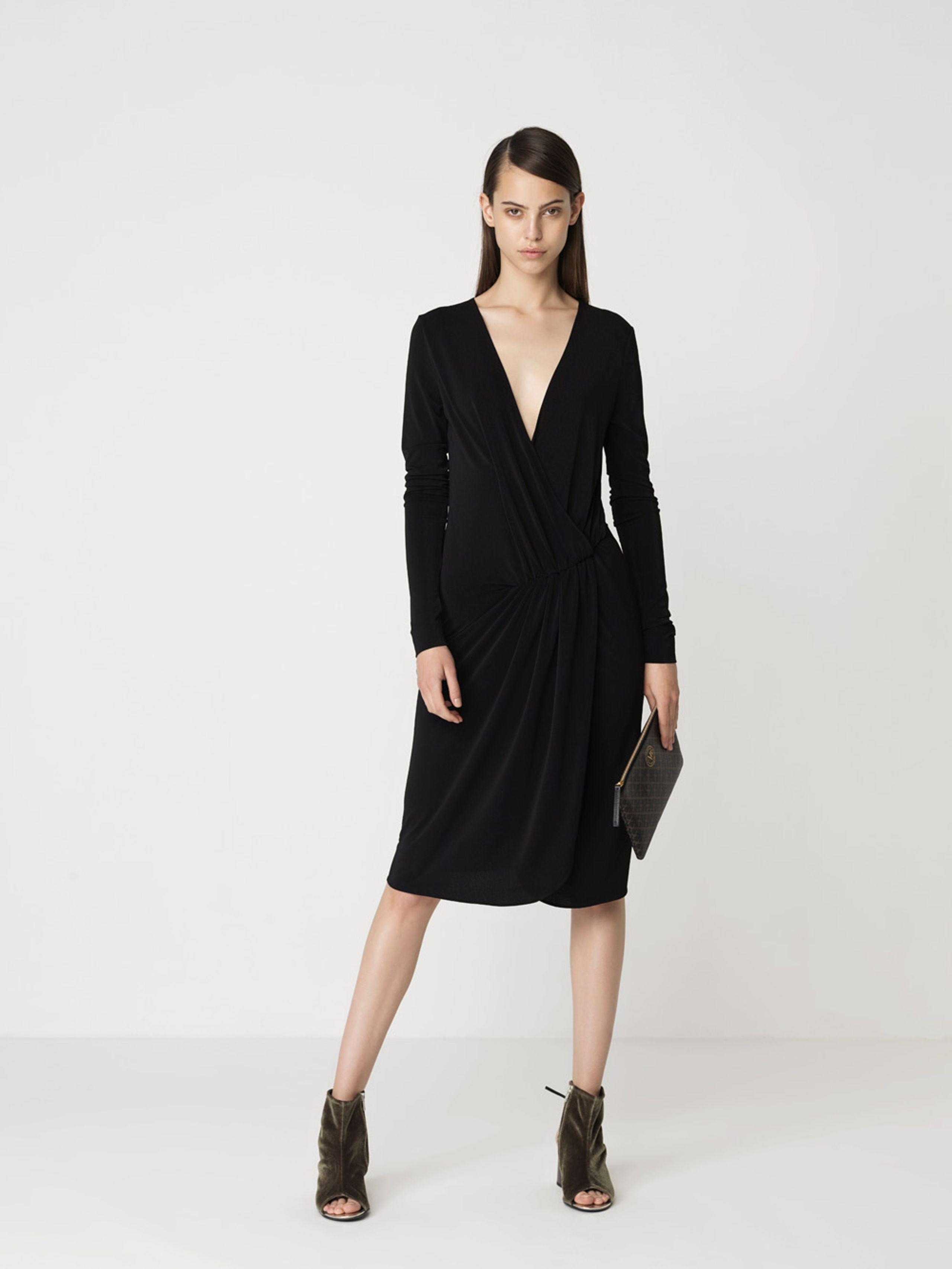 a18a495e By Malene Birger - Dress - Willos - Black ...
