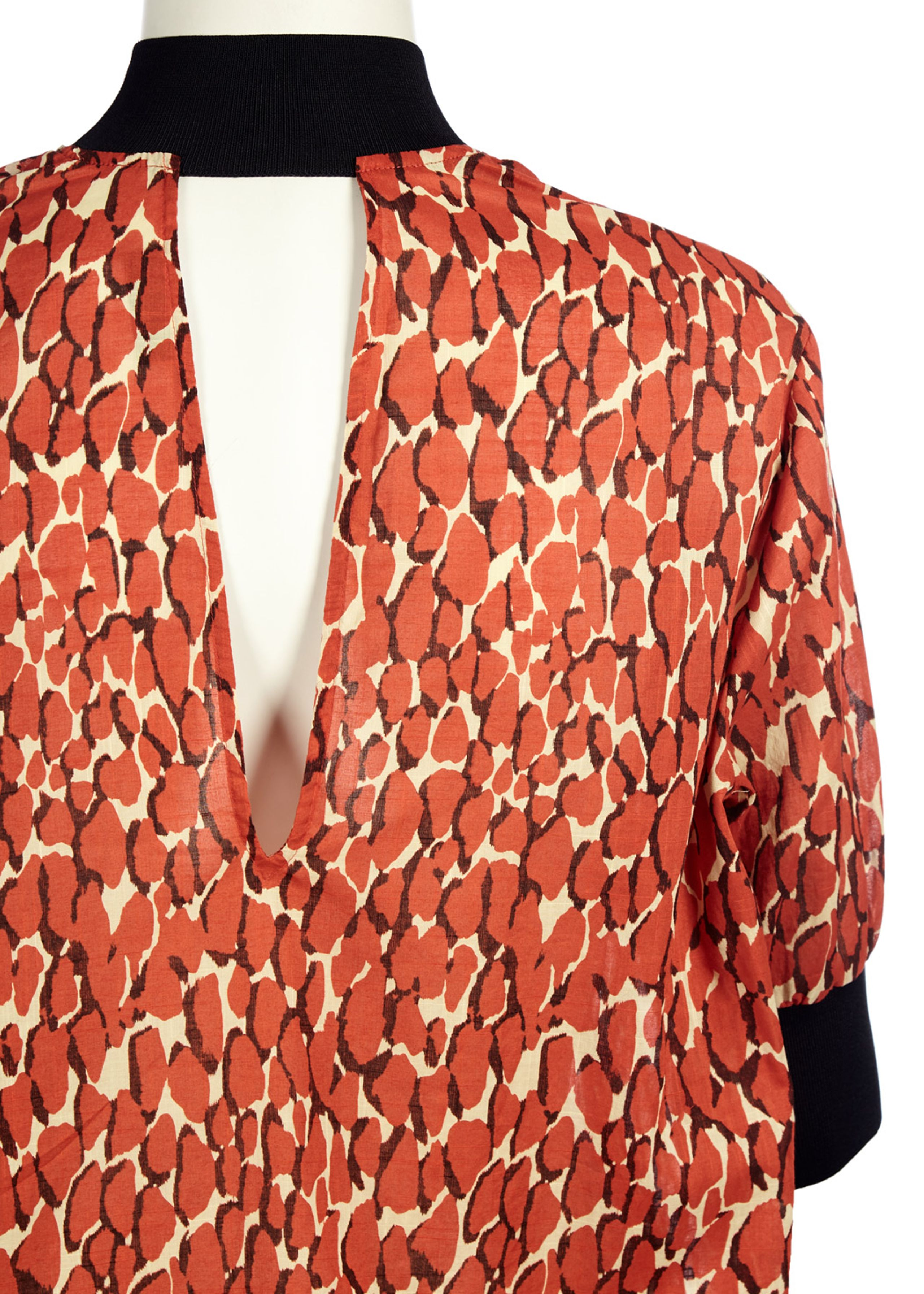 c746b410dc1 ... By Malene Birger - T-shirt - Cobolias - Autumn Red ...