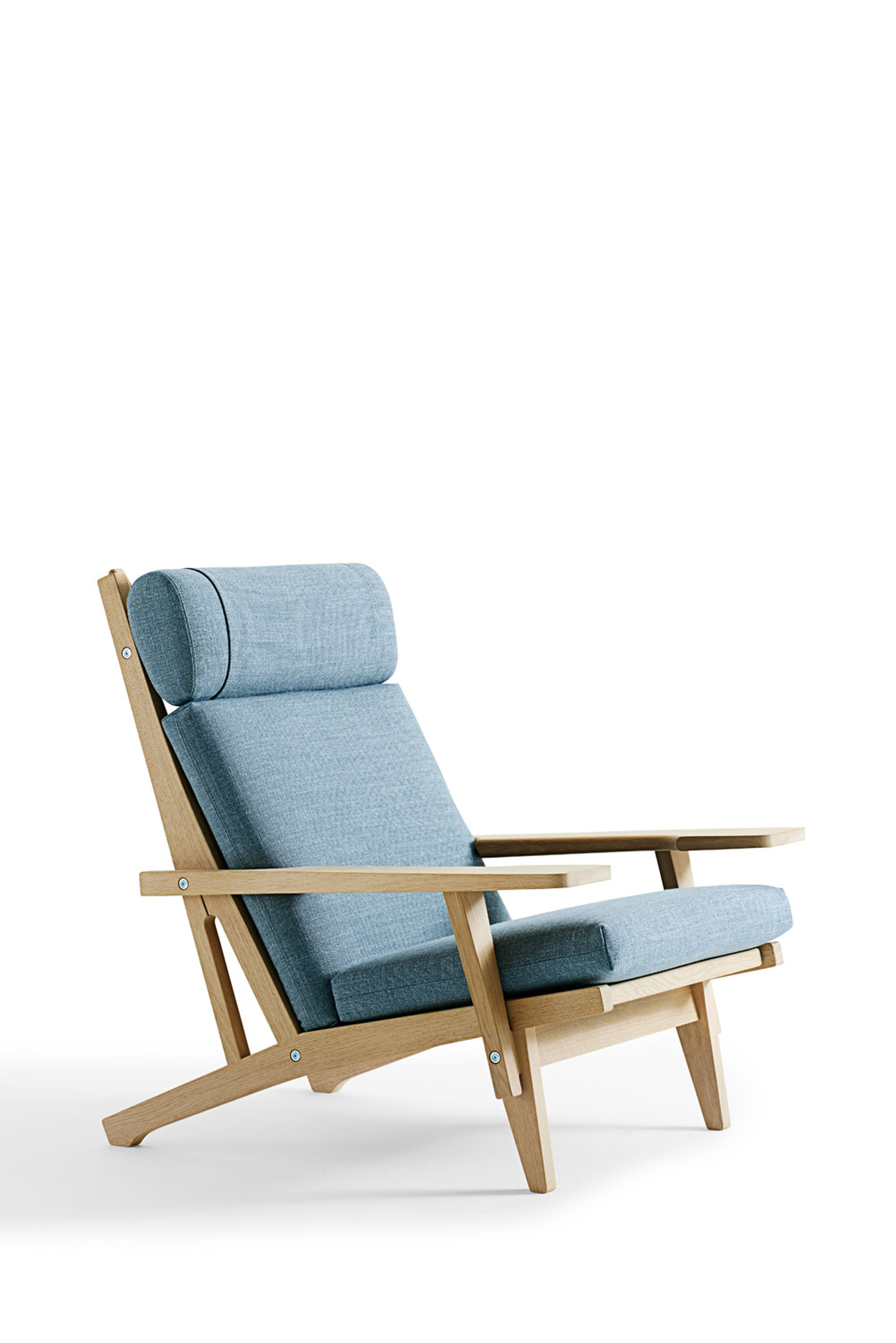 Ge370 Easy Chair High Back By Hans J Wegner Chair Getama