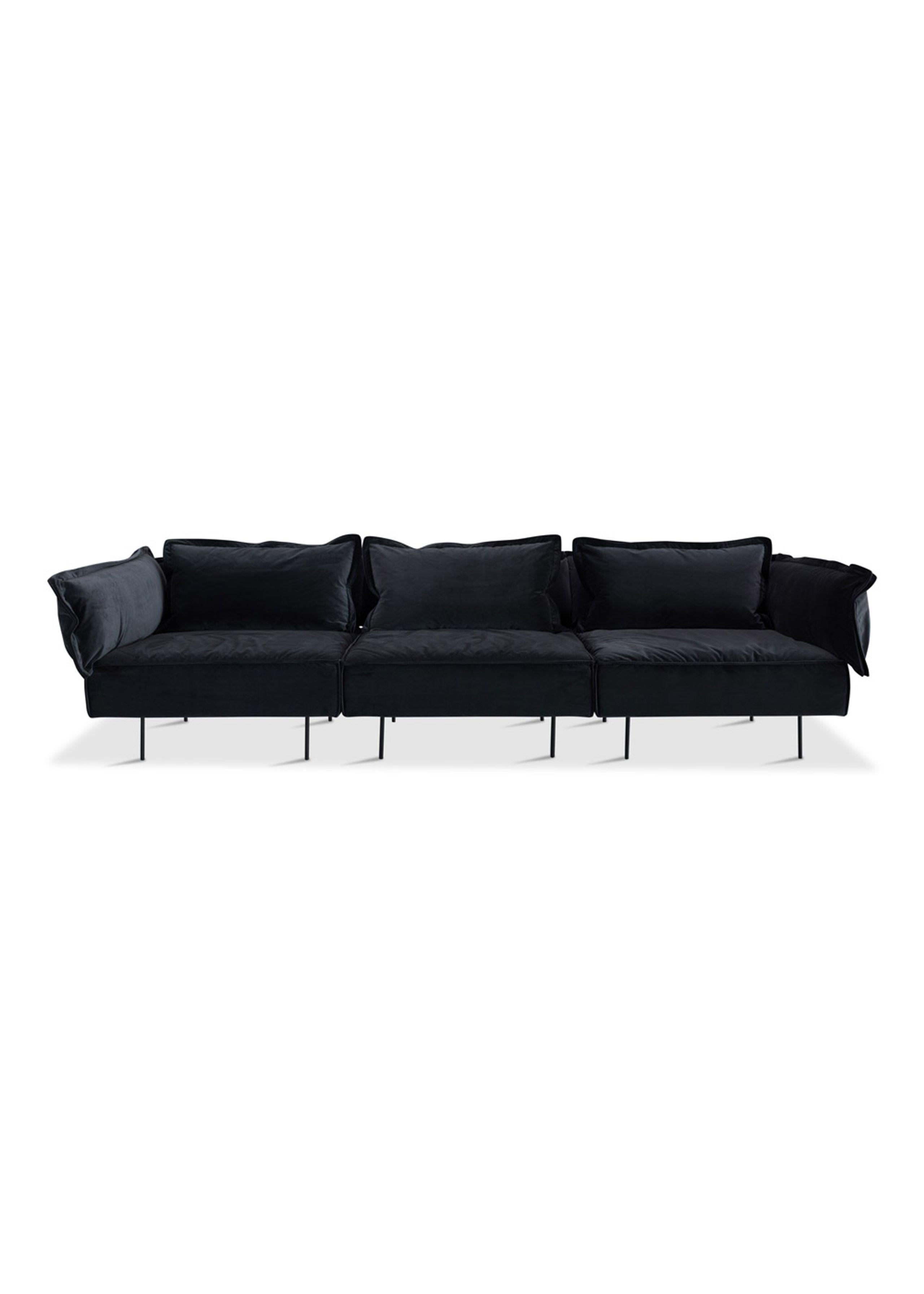 The Modular Sofa - 3-Seat Sofa by Emil Thorup