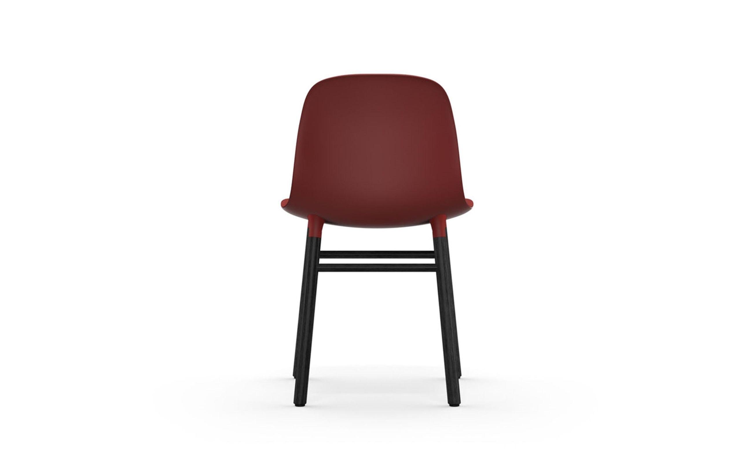 Normann Copenhagen Stoel : Form chair chair normann copenhagen