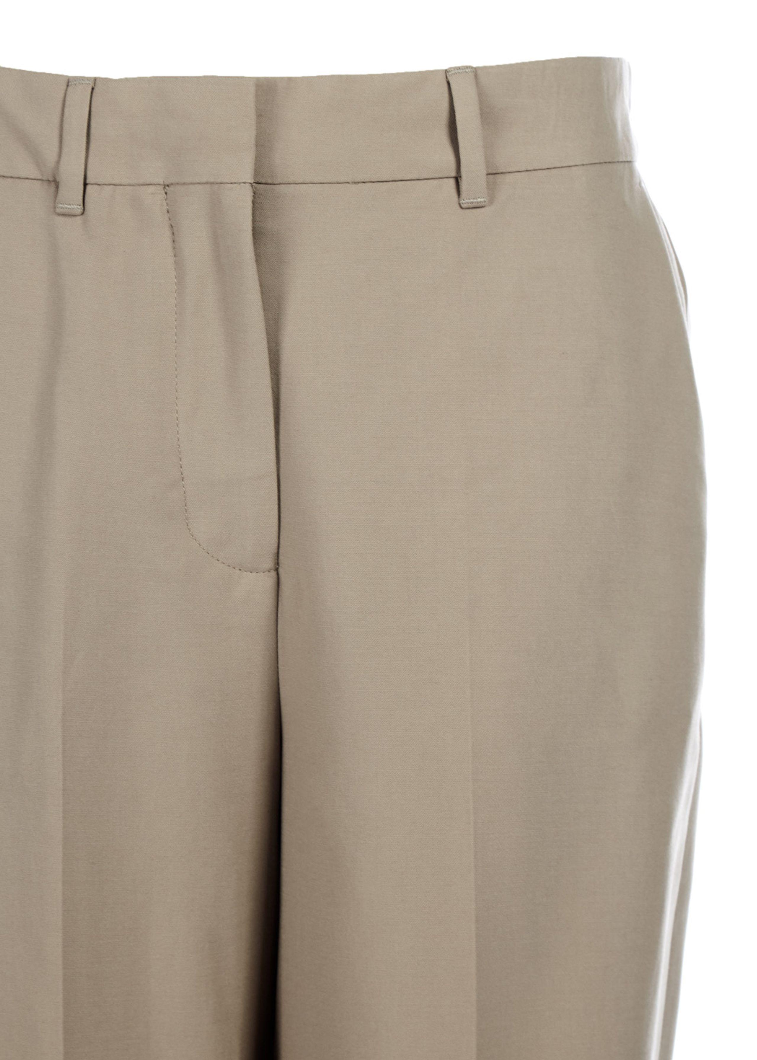 ffc02ab6 ... Selected Femme - Pants - Joy Cropped Pants - Beige ...