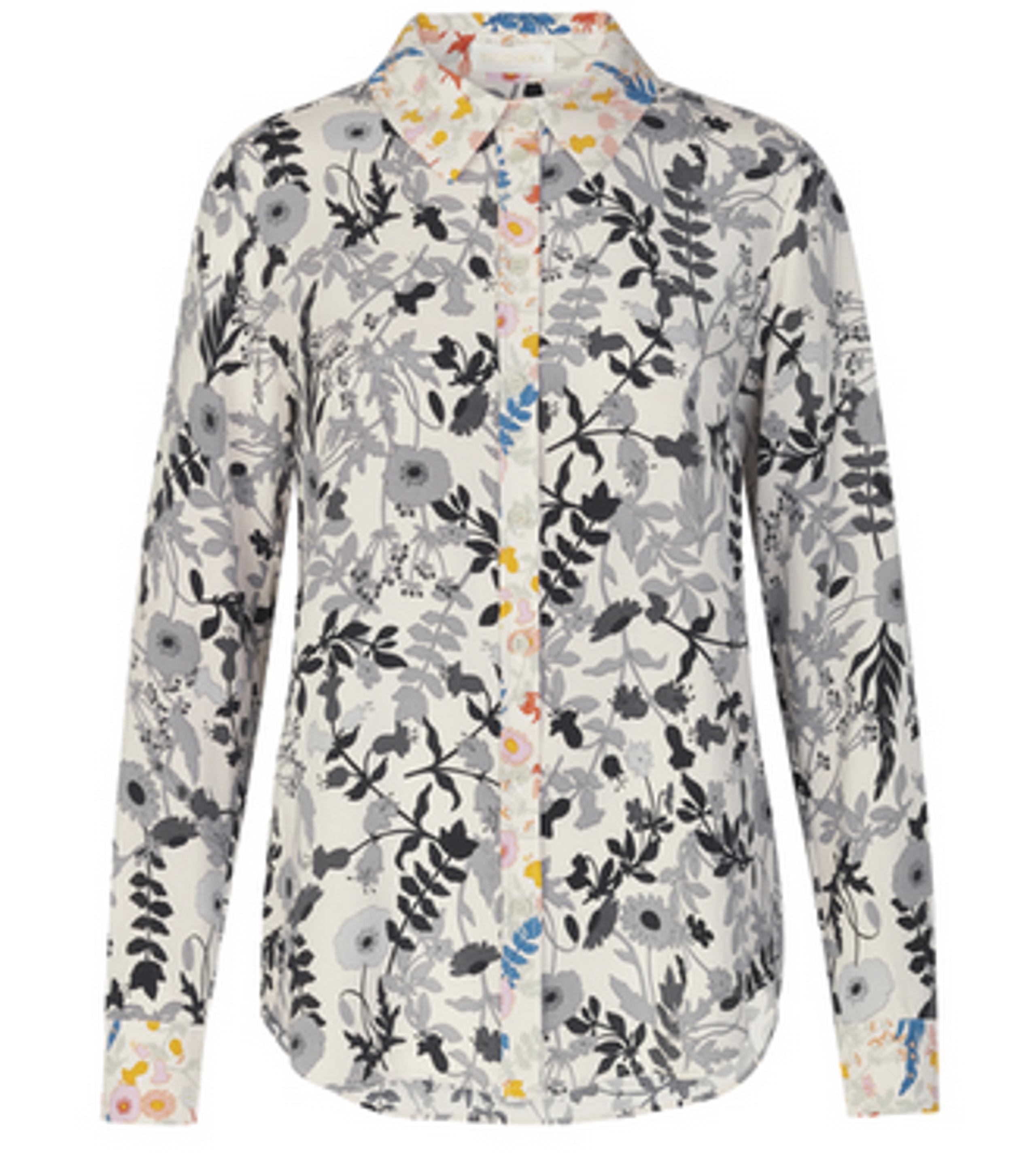 a46bc23d293 Stine Goya - Shirt - Maxwell - Flower Light ...