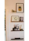 BATJUMA Furniture - Shelf - Wall Shelf - White Long