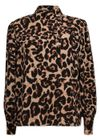 Baum und Pferdgarten - Shirt - Maansi - Wild Leopard