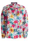 Baum und Pferdgarten - Shirt - Meredith - National Bloom