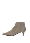 Bianco - Ankle Boots - Amy Kitten Heel - Golden Glitter