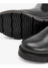Bianco - Stövlar - Warm Coated Cleated Chelsea - Black