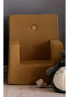 By KlipKlap - Chair - KK Kids Chair XL - Mustard w mustard buttons