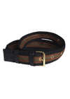 By Malene Birger - Belt - Zowie Belt - Black/Brown