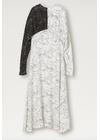 By Malene Birger - Dress - DRE1003S91 - Soft White