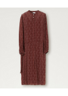 By Malene Birger - Dress - DRE1028S91 - Red Clay