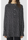By Malene Birger - Shirt - Rasifiola - Black