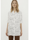 By Malene Birger - Shirt - SHI1007S91 - Soft White