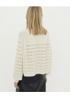 By Malene Birger - Knit - PUL3003S91 - Soft White