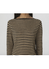 By Malene Birger - Knit - Yalia - Lounge Stripe