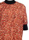 By Malene Birger - T-shirt - Cobolias - Autumn Red