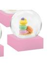 CoolSnowGlobes - Snöglob - CoolSnowGlobes Mini - Macarons