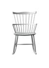 FDB Møbler / Furniture - Gyngestol - J52G by Børge Mogensen - Beech/Grey
