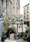 Ferm Living - Plant Stand - Bau Balcony Box - Black