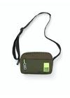 Ganni - Bag - Tech Fabric Shoulder Bag A1657 - Kalamata