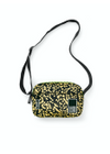 Ganni - Bag - Tech Fabric Shoulder Bag A1657 - Black