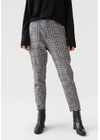 HOPE - Pants - Krissy Trouser Checked SS19 - Grey Check