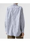 HOPE - Shirt - Elma Shirt SS19 - Blue Ufo Stripe