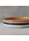 Julie Damhus - Plate - TOTO Plate - Brown