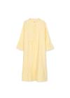 JUNA - Dress - Bæk&Bølge Fiona Dress - Yellow/White