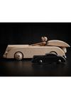 Kay Bojesen - Figure - Limousine - Black Small