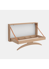 Klassik Studio - Coat Stand - The Hanger Showroom model - Oak / White