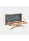 Klassik Studio - Stumtjener - The Hanger Udstillingsmodel - Eg / Blå
