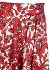 Libertine Libertine - Skirt - Faux - Apple Red Pattern