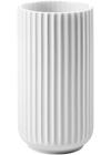 Lyngby Porcelæn - Vase - Lyngbyvasen - Hvid - 20 cm