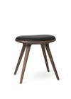 Mater - Stool - Low Stool 47 - Dark Stained Oak