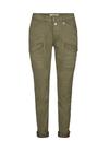 Mos Mosh - Pants - Hurley Deco Cargo Pants - Army