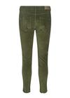 Mos Mosh - Pants - Sumner Velvet Zip Pant - Army
