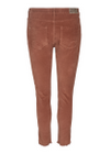 Mos Mosh - Pants - Sumner Velvet Zip Pant - Auburn