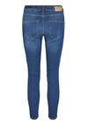 Mos Mosh - Jeans - Victoria Sateen Jeans - Blue Denim