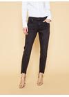 Mos Mosh - Jeans - Sumner Slit Step Jeans - Blue Denim