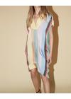 Mos Mosh - Dress - Seeds Clavo Dress - Multi Stripe