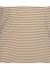 Mos Mosh - T-shirt - Kenia Glam Stripe O-neck - Bran