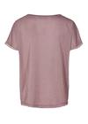Mos Mosh - T-shirt - Kay Tee with Lurex - Wild Plum