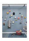Muuto - Hooks - The Dots - Extra Small - Dark Green