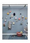 Muuto - Hooks - The Dots - Extra Small - Ash