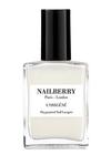 NAILBERRY - Nail Polish - L´oxygéné - White Mist