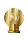 Normann Copenhagen - Bordlampe - Plate Bordlampe - Guld