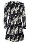 Paul & Joe Sister - Dress - Sokitty - Black w. Print
